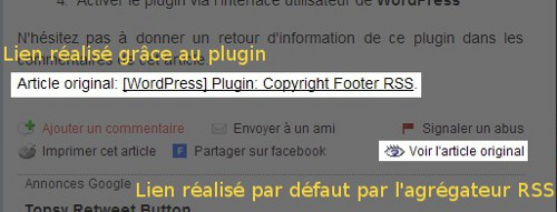 Exemple concret du plugin