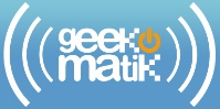 Logo de Geekomatik