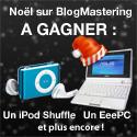 Bannière du concours BlogMastering