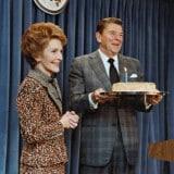 Gateau anniversaire Reagans