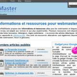 Capture nouveau design InfoWebMaster v2