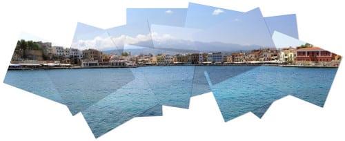 Montage de photos de Grèce